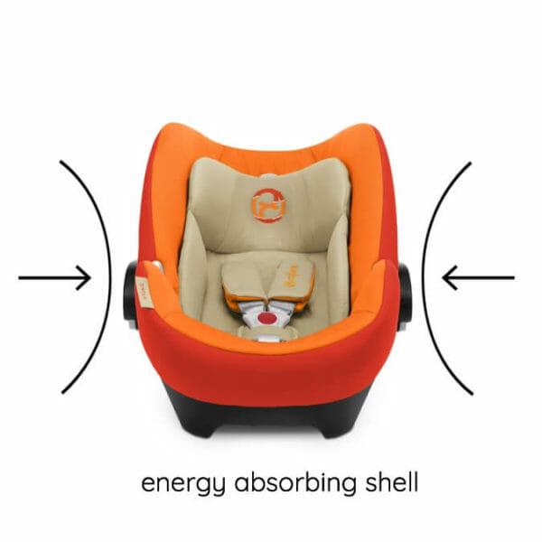 Car seat Aton Q Thailand Cybex