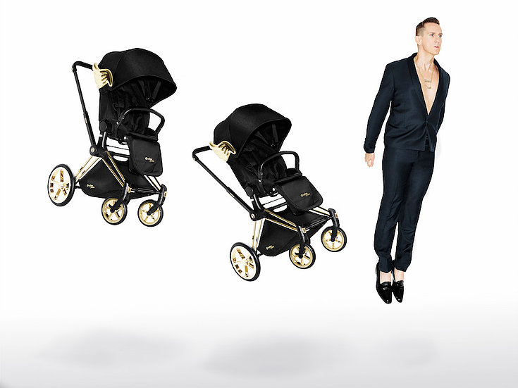 Cybex Thailand Baby Store Strollers Priam Wings by Jeremy Scott 2