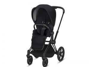 Cybex Priam Matt Black Premium Black