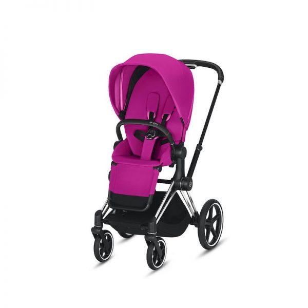 Cybex Priam Chrome Fashion Pink