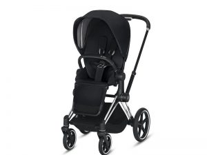 Cybex Priam Chrome Premium Black