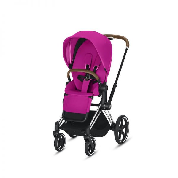 Cybex Priam Chrome Fashion Pink