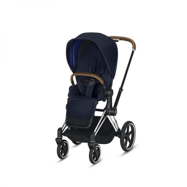 Cybex Priam Chrome Indigo Blue