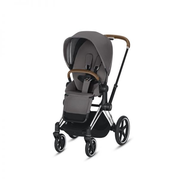Cybex Priam Chrome Manhattan Grey