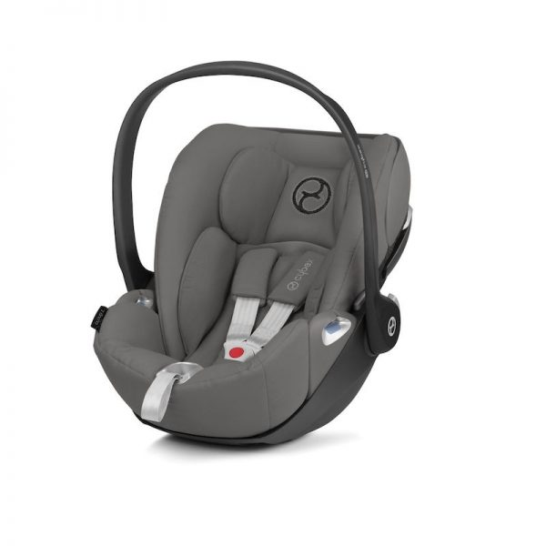 Cybex Cloud Z i-Size Soho Grey