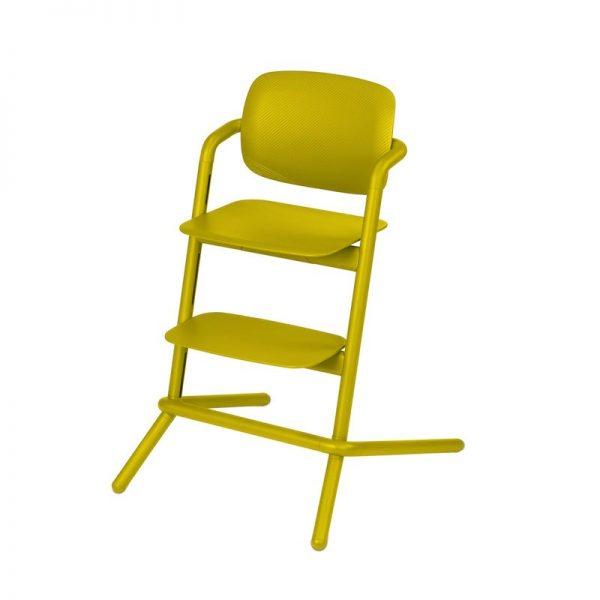 Lemo High Chair Canary Yellow