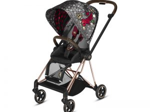 Cybex Mios Rose Gold Rebellious