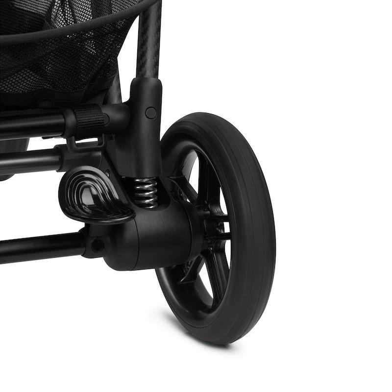 Melio Carbon Wheel Back