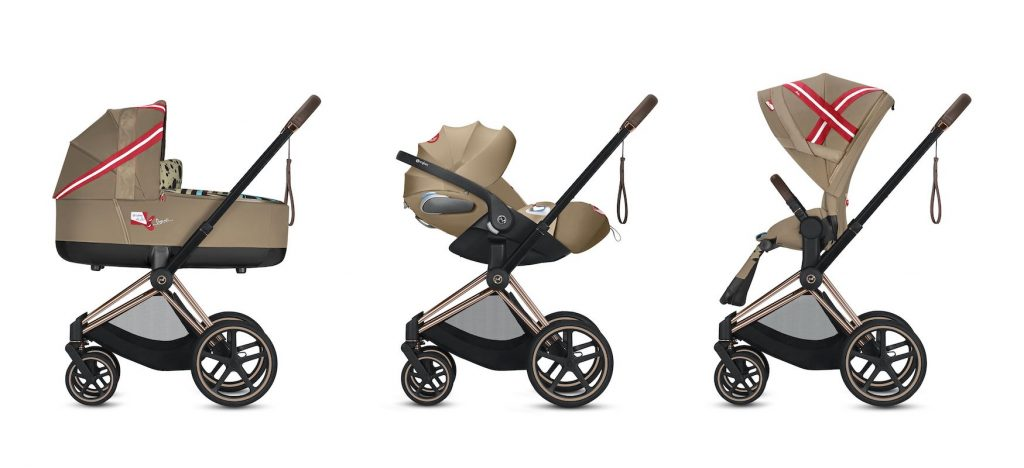 Cybex Priam One Love 3 in 1